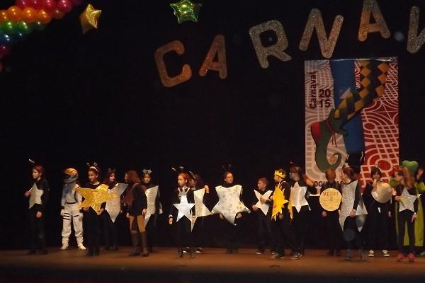 Actuación en el teatro  3º Ciclo