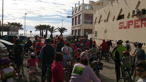 Día de la Bici  Solidaria