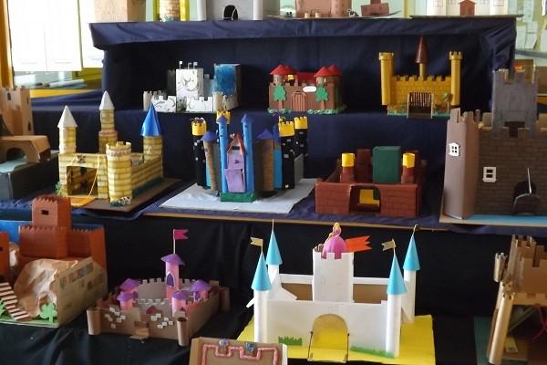 Exposición de Castillos