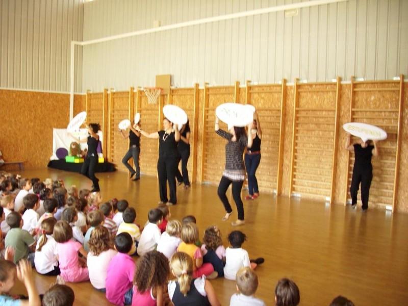 Las maestras se animaron!!