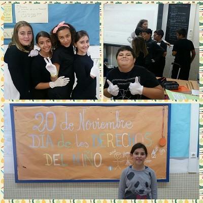 1er Premio Día Internacional Derechos del Niño