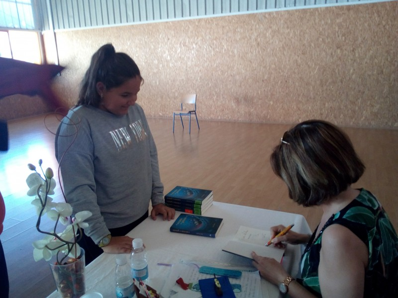 Encuentro con la autora4
