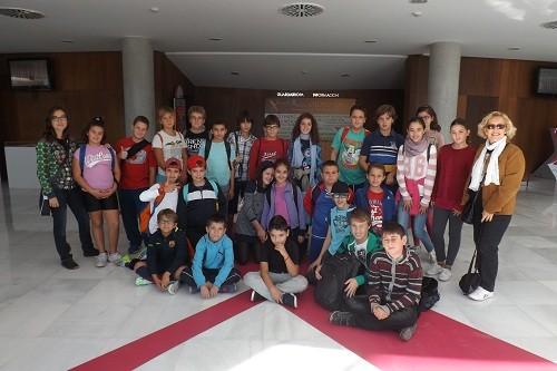 Portada de galería de fotos: Concierto Didáctico , alumnos/as 5º
