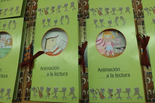 Portada de galería de fotos: Taller de Animación a la Lectura. Alumnado 4º
