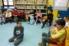 Visita a la Biblioteca Villaespesa . Alumnado de 2º ciclo